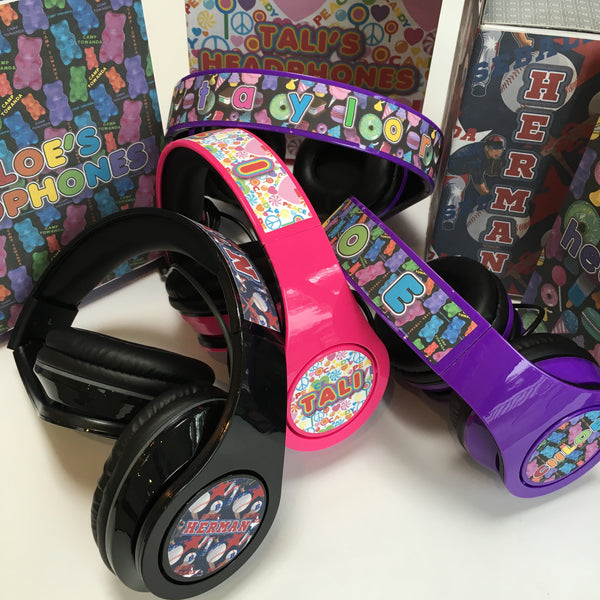 DJ Headphones - Choose Your Design
