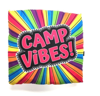 Camp Vibes Pillow