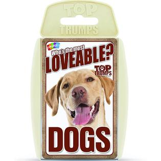 Top Trumps- Loveable Dogs