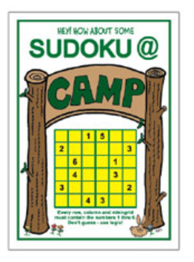 Card from Home - Sudoku