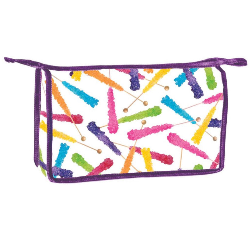 Rock Candy Cosmetic Bag