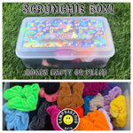 Scrunchie Box