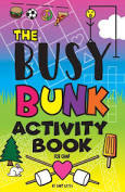 Busy Bunk Activity Book