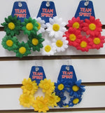 Daisy Flower Hairbands / Bracelets