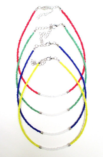 Indian Bead Necklace