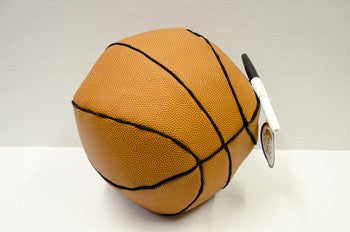 Basketball Autograph Pillow