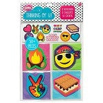 Camp-Theme Mini Notecard Set
