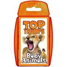 Top Trumps- Baby Animals