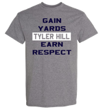 Gain Yards Tee