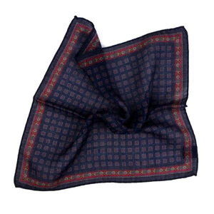 Pocket Squares - Navy Pocket Square