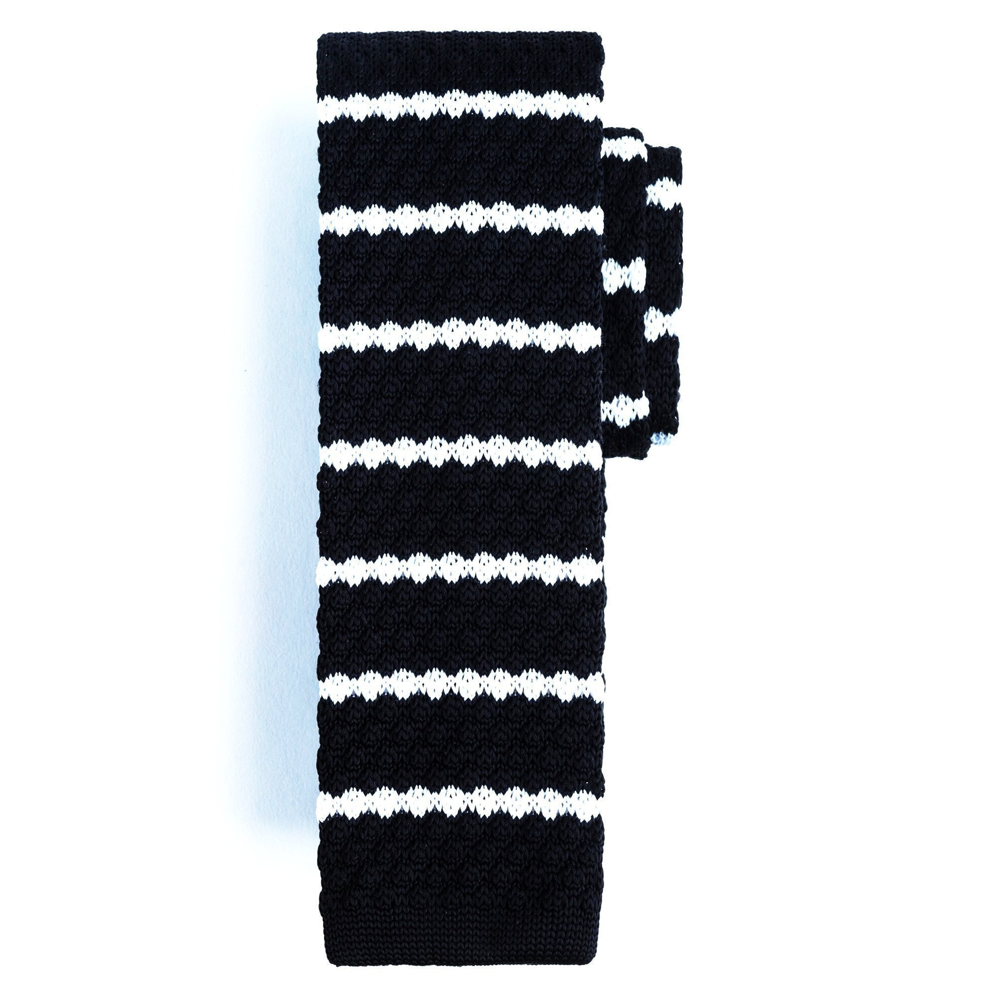 Ties - Midnight | Stripe