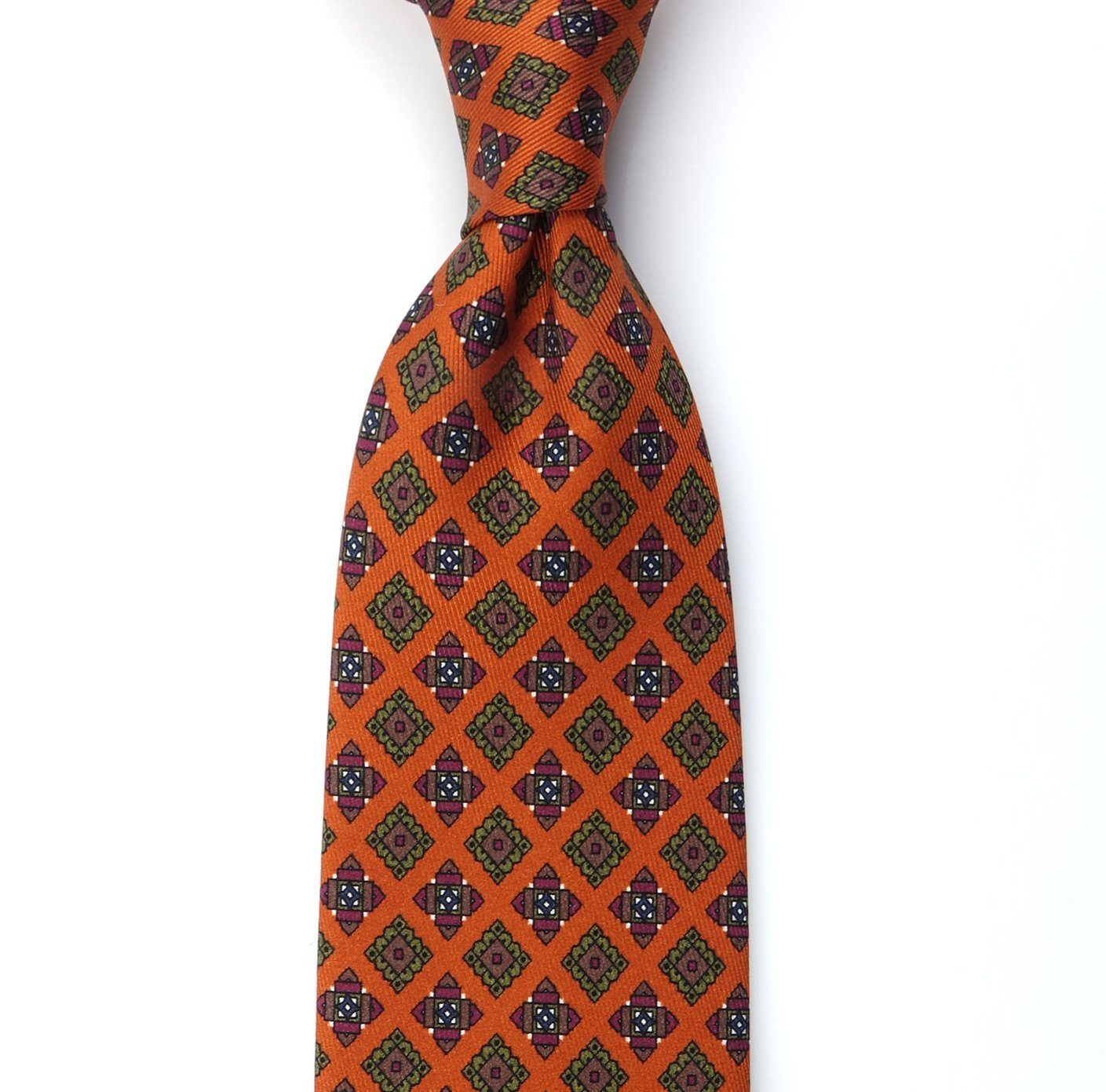 Ties - Orange Tie