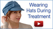 Wearing Hats During Treatment