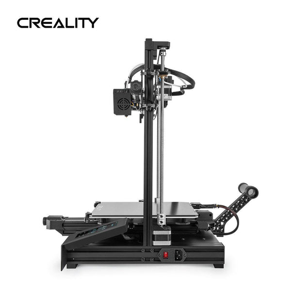 Creality 3D® CR-6 SE Leveling-free DIY 3D Printer Kit 235*235*250mm Print Size Photoelectric Filament Sensor Resume Print with Modular Nozzle Design/Carborundum Glass Printing Platform