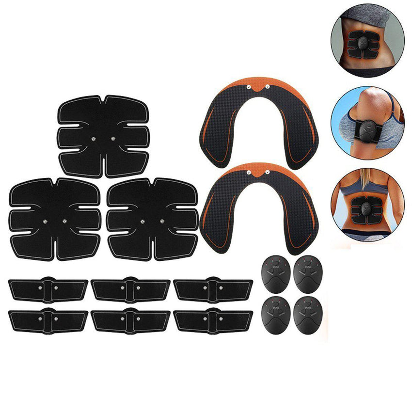 Fitness - KALAOD 15Pcs/Set Hip Trainer Abdominal Arm Muscle Training