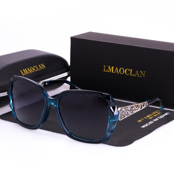 Polarized Sunglasses Vintage For Women