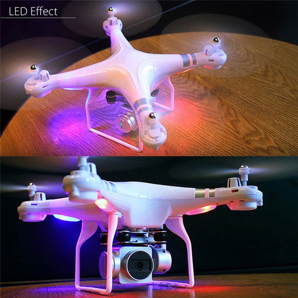 Tech - X52 Drone 0.3MP 2MP HD Camera