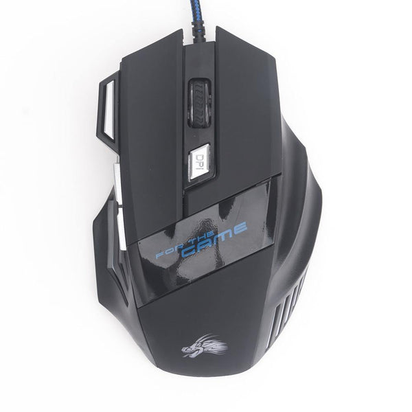 Gaming - VONTAR LED Optical USB Wired Mouse-Cheapnotic