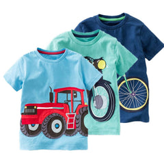 Kids - Summer Baby Boys T Shirt