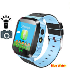 Q02 Y21S Baby Smart Watch With SOS Call