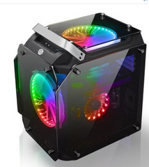 Gaming - Coolman Gorilla Tempered Glass PC Case