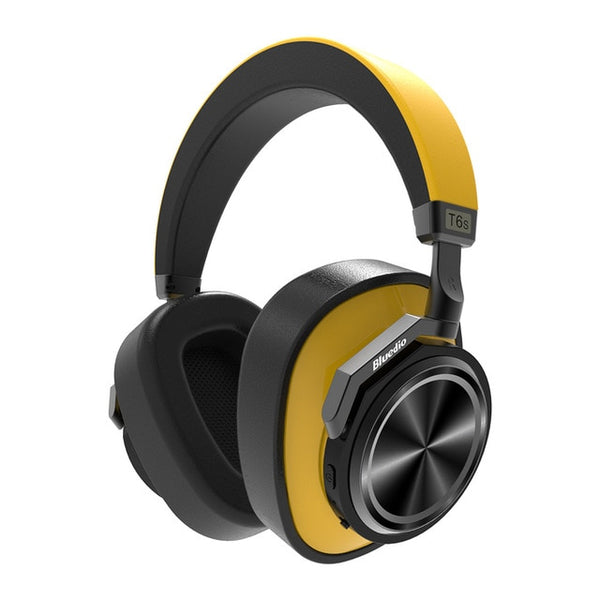 Tech - Bluedio T6S Bluetooth Headphones