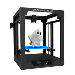 Tech - TWO TREES® Sapphire Plus Core XY 3D Printer With Full Metal Body/Double Linear Guide