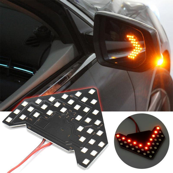 Auto - Sequential LED Arrows-Cheapnotic