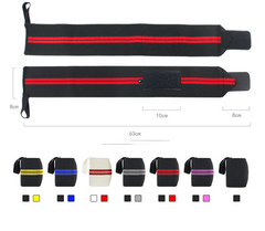 Weight Lifting Strap Fitness Gym Sport Wrist Wrap Bandage