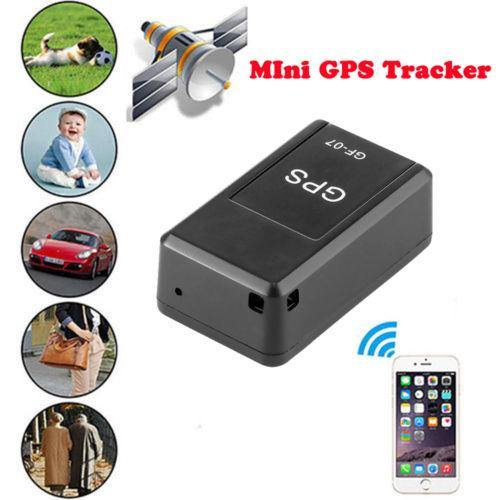 Tech - Magnetic Mini GPS Tracker
