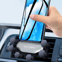 Auto - Universal Car Phone Holder GPS Stand Gravity Stand