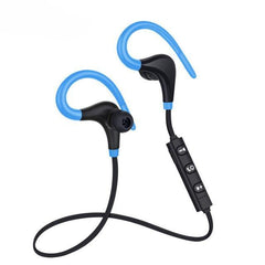 Tech - Mini Sport Handsfree Bluetooth Headset With Mic Hidden Earbuds For IPhone All Smart Phone-Cheapnotic