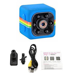 Tech - SQ11 1080P mini camera