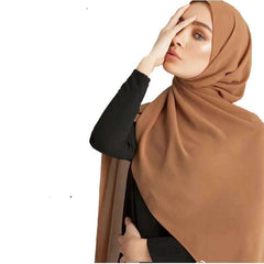 Women's - Fashion MultiColors Scarves Hijabs