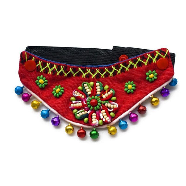 Pets - Colorful Textured Pet Bandana