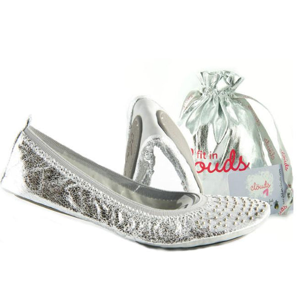 Women's - Silver Studded-Cheapnotic