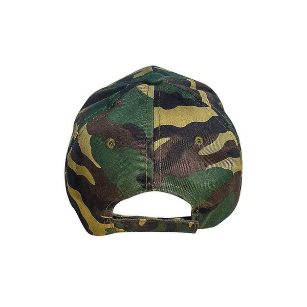Men's - Camo San Diego Hat