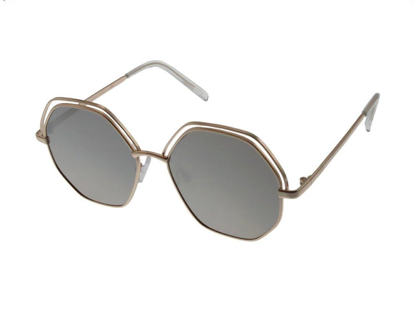 Unisex - Silver Lining Sunglasses-Cheapnotic