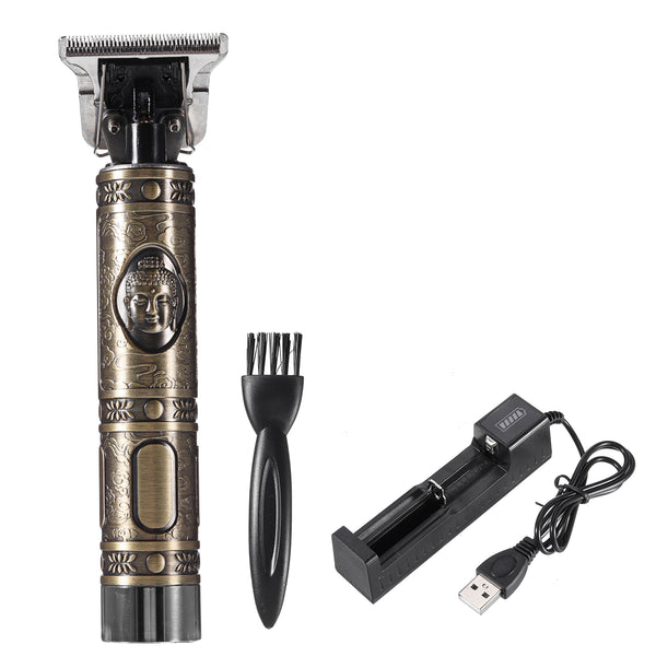 1200 mAh Professional Cordless Electric Hair Clippers Men's Hair Trimmer Cutter Beard Shaver