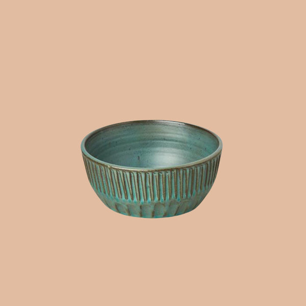 Distressed Turquoise Planter Cellar Door Plants Bowl