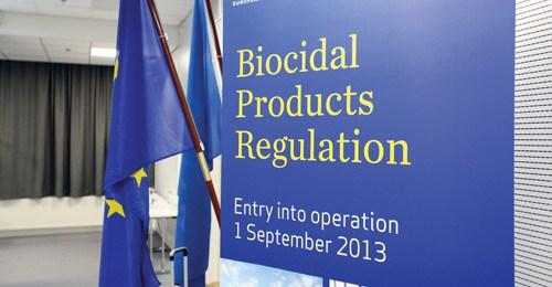 European regulations on fabric treatments using antimicrobial additives