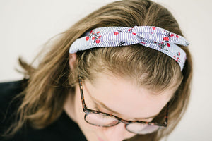 Wire headbands