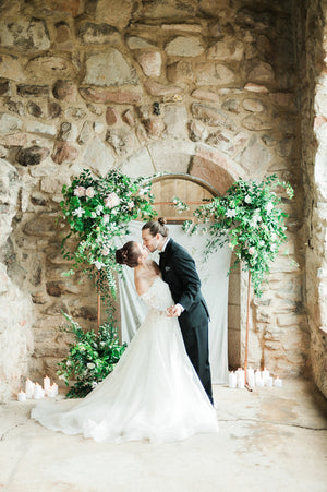 European opulence styled shoot- featured on Grey Likes Weddings