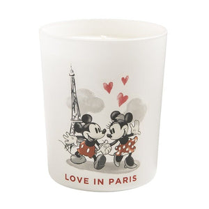 Bougie Love in Paris Disney collection - Sans idée fixe