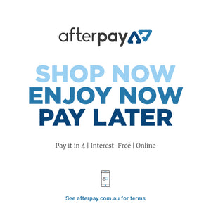 Afterpay: Shop Now | Enjoy Now | Pay Later