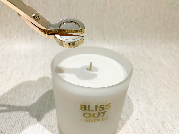 Wick Trimmers now available at Bliss Out Candles