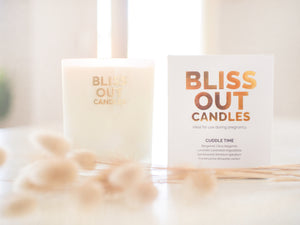 Cuddle Time candle by @the.house.of.m