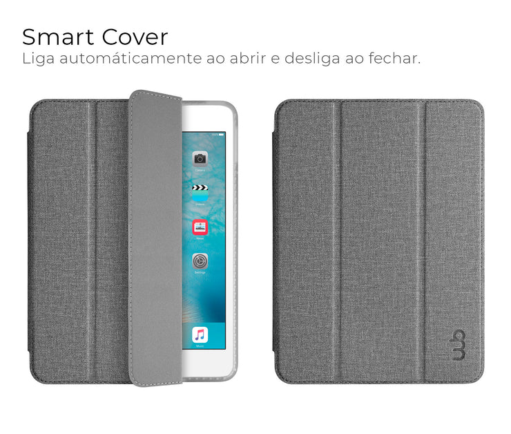 Capa iPad Mini 5 7.9″ WB Premium Antichoque com Compart. para Pencil