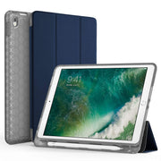 Capa iPad 6 9.7″ Wb Couro Com Compart. Apple Pencil
