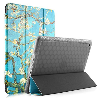 Capa iPad 6 9.7'' Wb Couro Com Compart. Apple Pencil